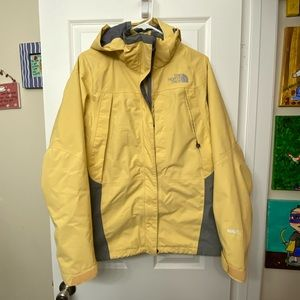 The North Face Gortex Hooded Jacket